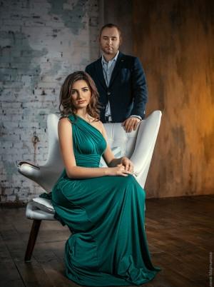 7779 Виталий и Ольга..., Фотография Фотографа Мартынова Алина в Санкт-Петербурге
