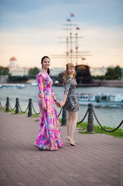 8135 Подруги..., Фотография Фотографа Мартынова Алина в Санкт-Петербурге