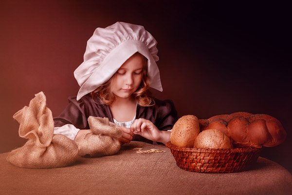 9282 Детская арт фотограф..., Фотография Фотографа Орлова Вера в Самаре