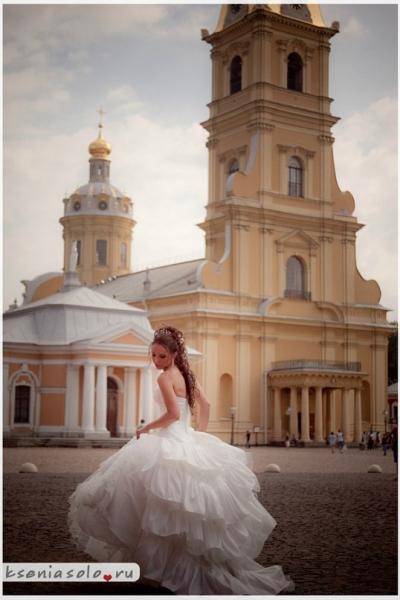4662 Фотография Фотографа Ксения Соло в Санкт-Петербурге