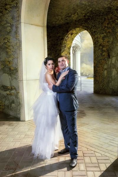 4977 свадебная фотосъемка..., Фотография Фотографа Victor Brig в Казани