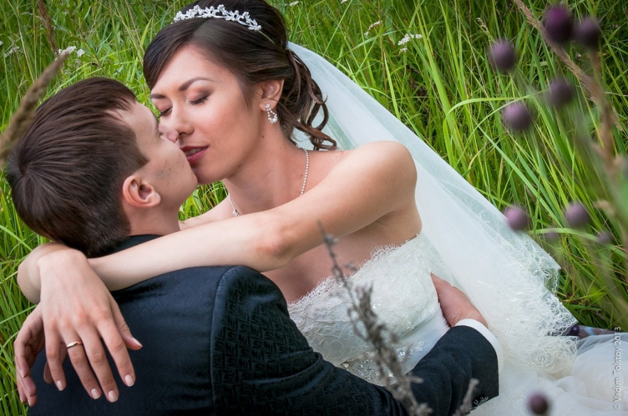 5386 свадьба..., Фотография Фотографа Толстой Вадим в Новосибирске