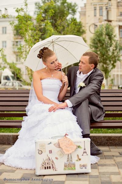 5758 свадебная фотосъемка..., Фотография Фотографа Алексеева Марина в Самаре
