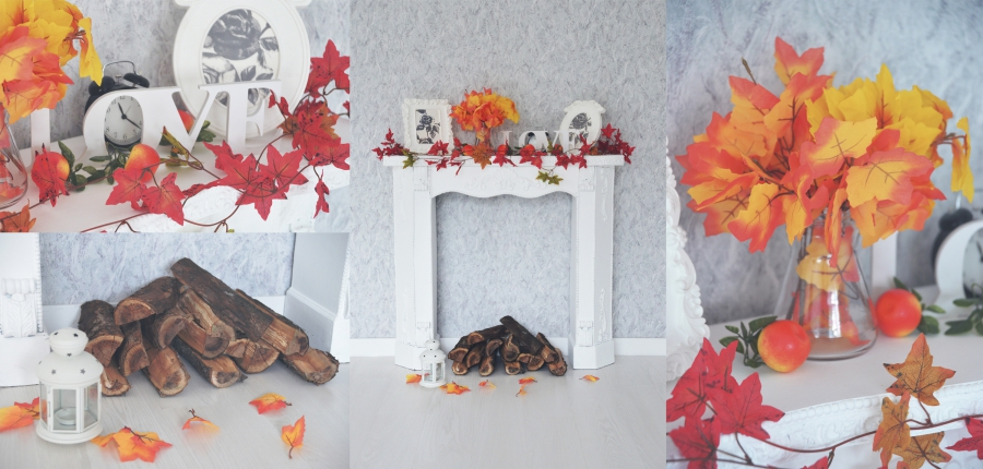 7560 Фотография к новости Осень в HD Studio: новая интерьерная зона! Камин! :)