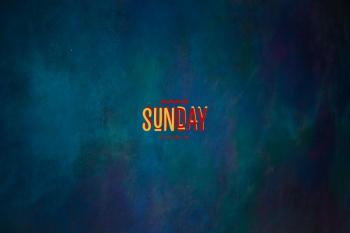 Sunday studio