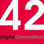 42, Digital Cinema Rent