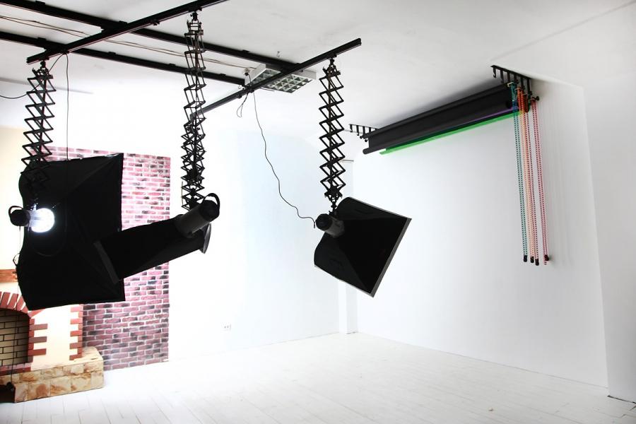 Подвесная система для фотостудии своими руками 1