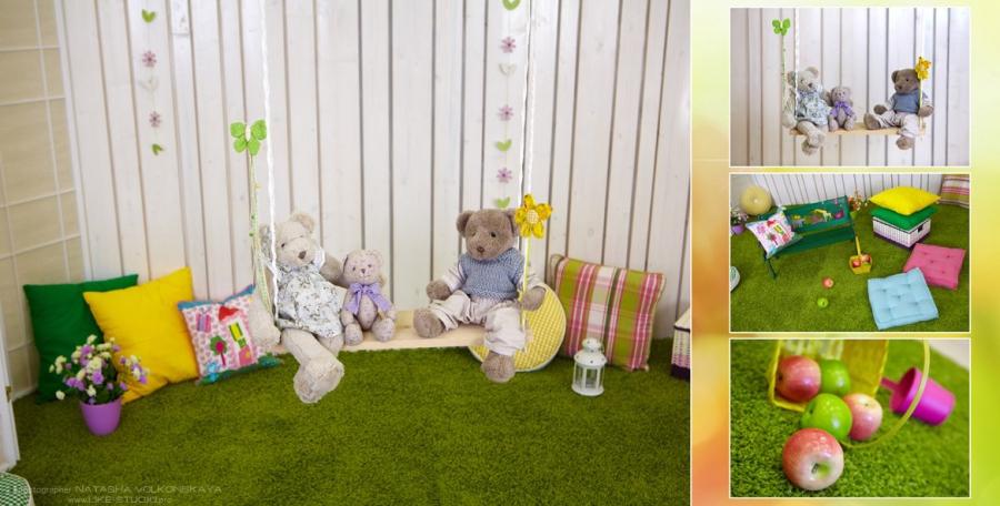 """1743 Зал """"Family""""..., Фотография Фотостудии Like-Studio в Москве"""