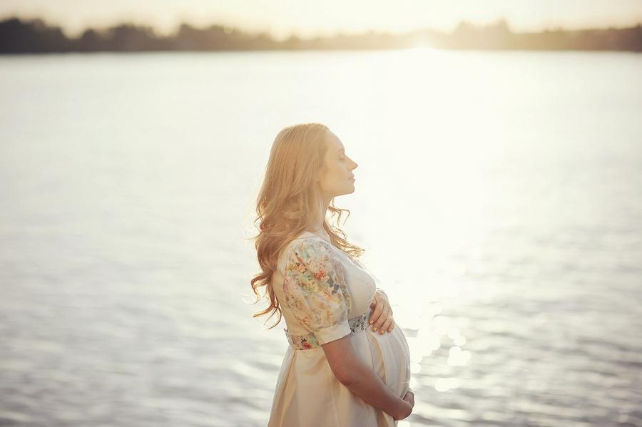 2000 Фотосессия беременны..., Фотография Фотостудии Photoprime в Перми