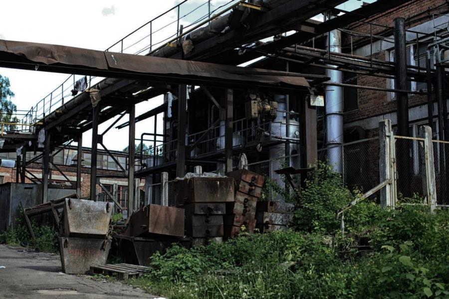 2149 Территория завода..., Фотография Фотостудии Garage Studio в Москве