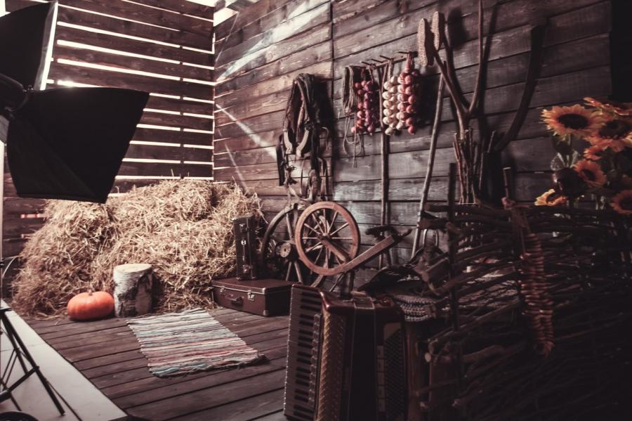 Фотостудия ковбой в москве