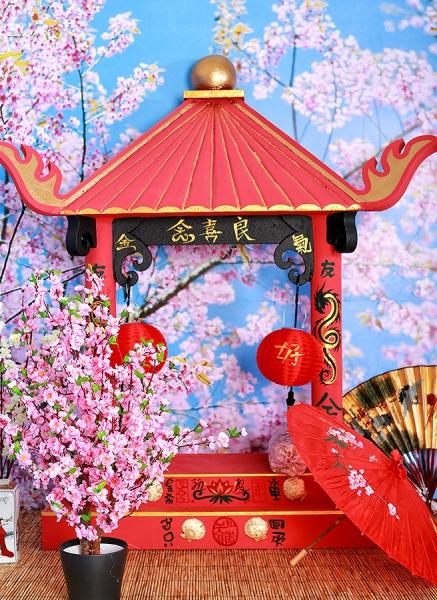 2902 Загадочная Япония..., Фотография Фотостудии Viki Tiki photo studio в Санкт-Петербурге