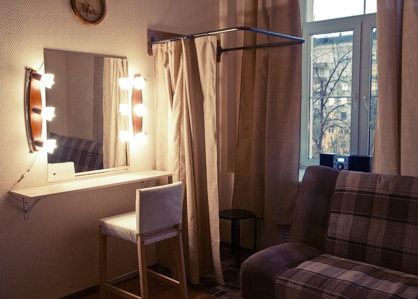 3194 гримерка..., Фотография Фотостудии Laternastudio в Москве