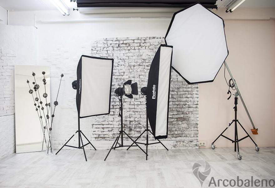 """3357 Фотография Фотостудии Центр Фото Индустрии """"Arcobaleno"""" в Москве"""